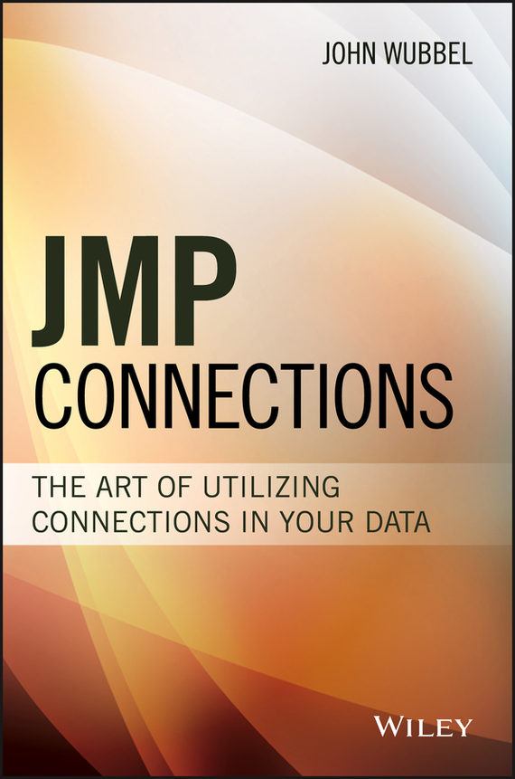 John  Wubbel JMP Connections. The Art of Utilizing Connections In Your Data tony boobier analytics for insurance the real business of big data