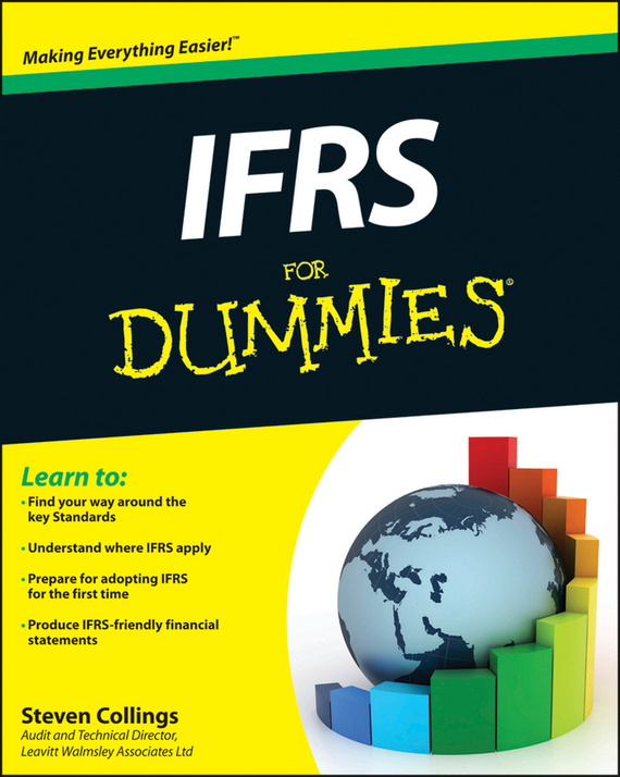 Steven  Collings IFRS For Dummies ayse evrensel international finance for dummies