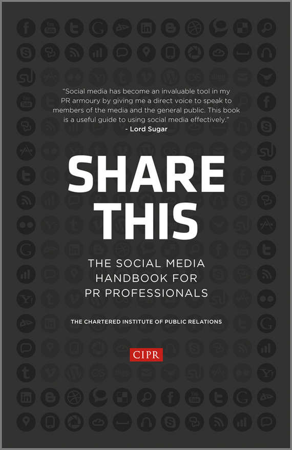 Отсутствует Share This. The Social Media Handbook for PR Professionals public relations science management