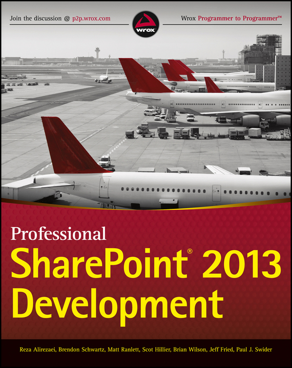 Brian  Wilson Professional SharePoint 2013 Development