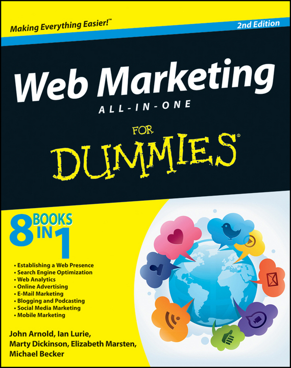 John  Arnold Web Marketing All-in-One For Dummies personalized web search 3 0