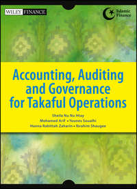 Ibrahim  Shaugee - Accounting, Auditing and Governance for Takaful Operations