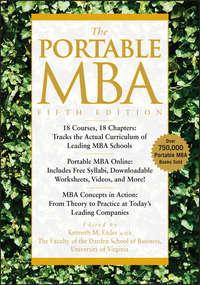 Ian  Skurnik - The Portable MBA
