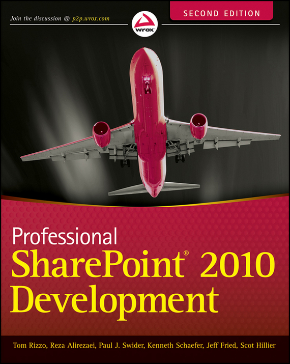 Kenneth  Schaefer Professional SharePoint 2010 Development robust watermarking and its applications to communication problems