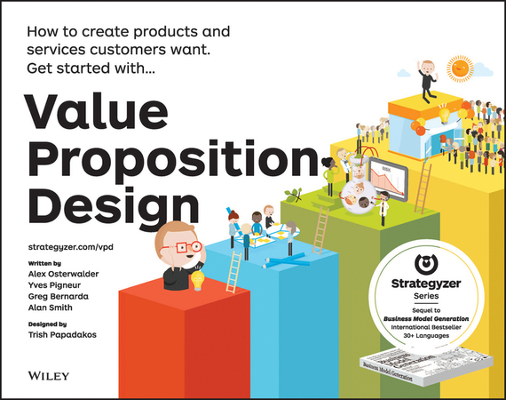 Alan Smith Value Proposition Design. How to Create Products and Services Customers Want ISBN: 9781118968079 диск скад титан 7x16 5x139 et20 0 селена