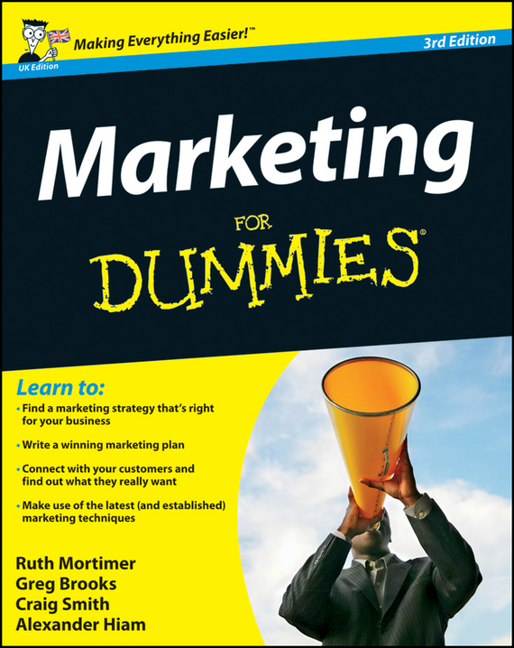 Craig  Smith Marketing For Dummies laura smith l child psychology and development for dummies