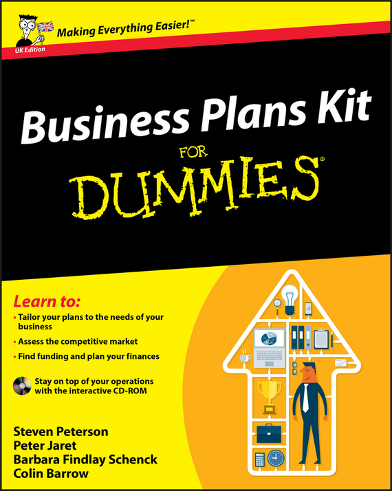 Colin  Barrow Business Plans Kit For Dummies tony levene investing for dummies uk