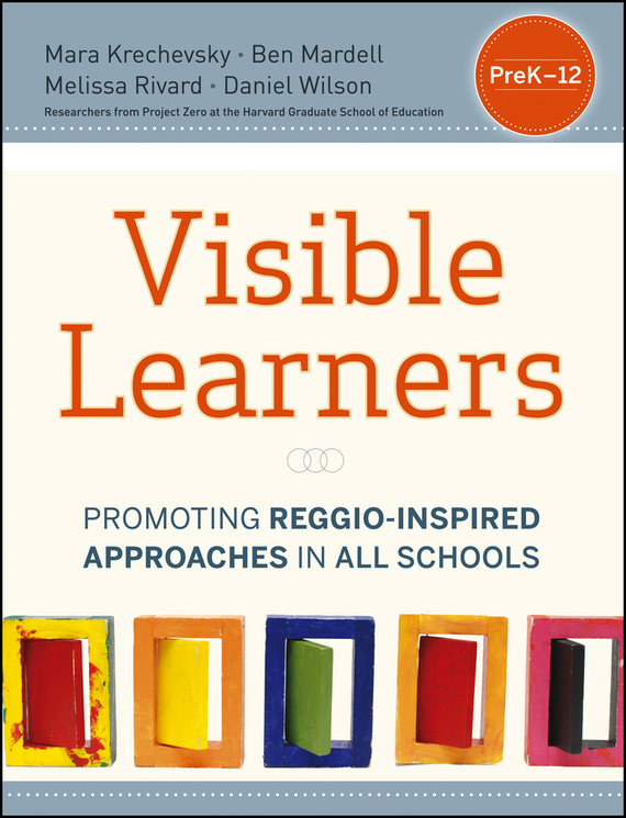Daniel Wilson Visible Learners. Promoting Reggio-Inspired Approaches in All Schools learning mathematics from comparing multiple examples