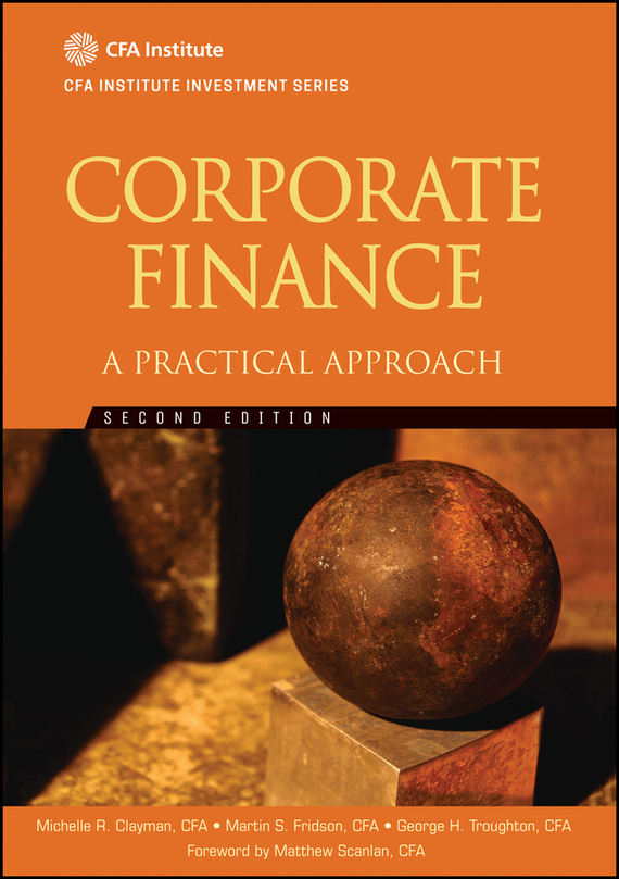 Martin Fridson S. Corporate Finance. A Practical Approach tony martin personal finance for canadians for dummies