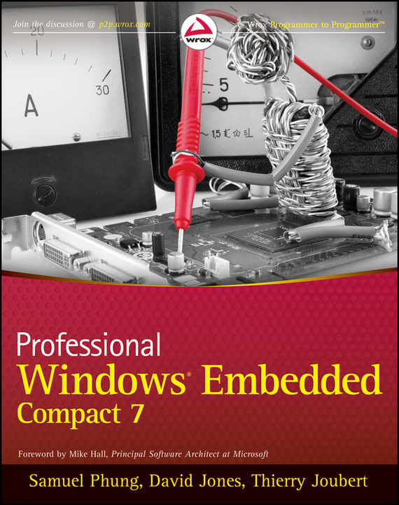 Samuel  Phung Professional Windows Embedded Compact 7 optimal and efficient motion planning of redundant robot manipulators