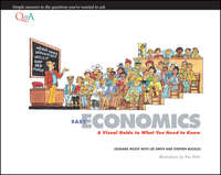 Leonard  Wolfe - Easy Economics. A Visual Guide to What You Need to Know