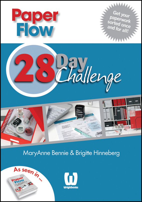 MaryAnne  Bennie Paper Flow. 28 Day Challenge hood how to be a ham 3ed paper only