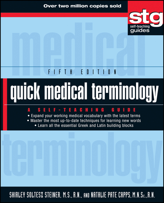 Shirley Steiner Soltesz Quick Medical Terminology. A Self-Teaching Guide jennifer bassett shirley homes and the lithuanian case