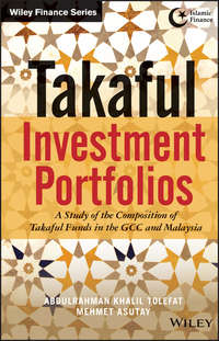 Mehmet  Asutay - Takaful Investment Portfolios. A Study of the Composition of Takaful Funds in the GCC and Malaysia