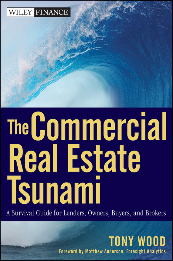 Tony Wood The Commercial Real Estate Tsunami. A Survival Guide for Lenders, Owners, Buyers, and Brokers than merrill the real estate wholesaling bible the fastest easiest way to get started in real estate investing