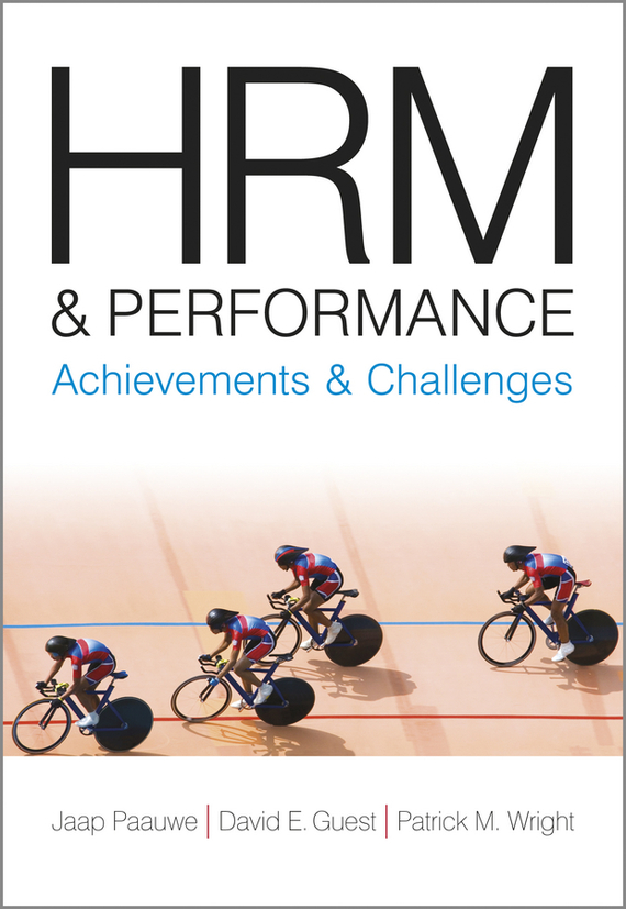 Patrick  Wright HRM and Performance. Achievements and Challenges managing the store