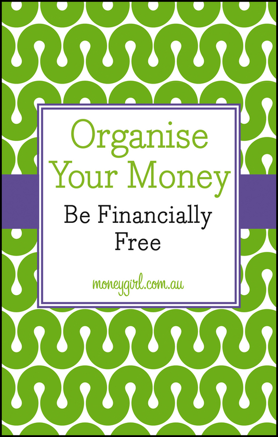 Vanessa  Rowsthorn Organise Your Money. Be Financially Free money laundering control and banks part 1