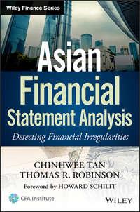 ChinHwee  Tan - Asian Financial Statement Analysis. Detecting Financial Irregularities