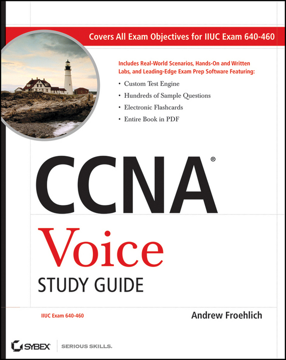 Andrew  Froehlich CCNA Voice Study Guide. Exam 640-460 david coleman d cwna certified wireless network administrator official study guide exam pw0 104