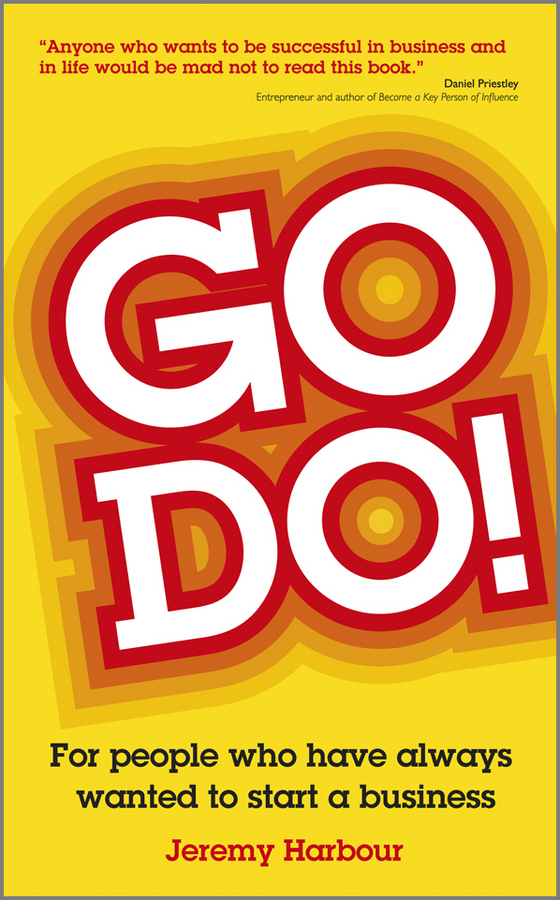 Jeremy Harbour Go Do!. For People Who Have Always Wanted to Start a Business слипоны go do go do go019amqky02