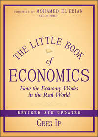 Greg  Ip - The Little Book of Economics. How the Economy Works in the Real World