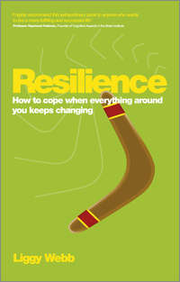 Liggy  Webb - Resilience. How to cope when everything around you keeps changing