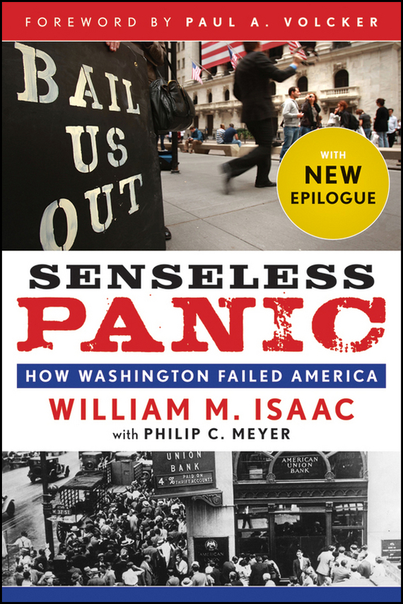 Paul Volcker A. Senseless Panic. How Washington Failed America the failure of economic nationalism in slovenia s transition