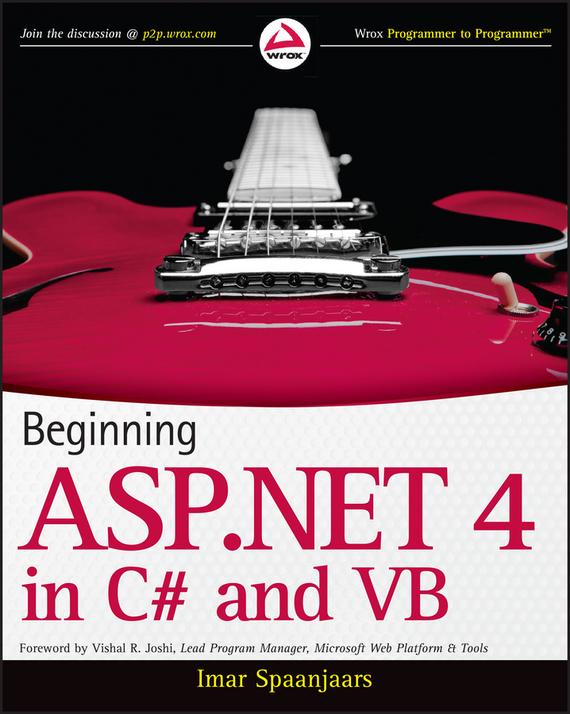 Imar Spaanjaars Beginning ASP.NET 4. in C# and VB