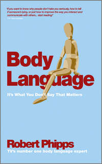 Robert  Phipps - Body Language. It's What You Don't Say That Matters