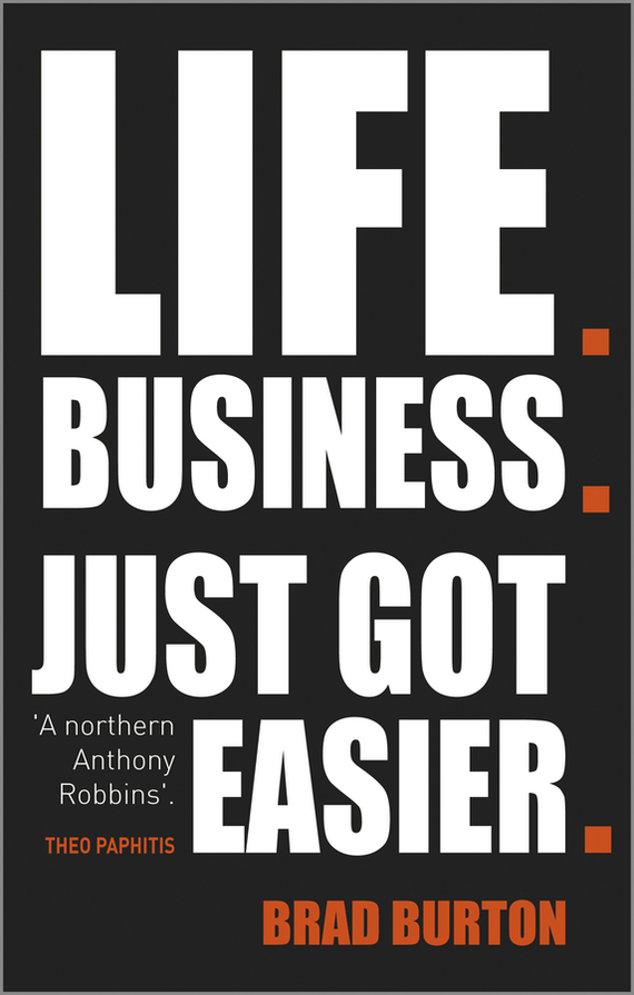 Brad Burton Life. Business. Just Got Easier brad miser mobileme for small business portable genius