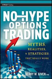 Kerry Given W. - No-Hype Options Trading. Myths, Realities, and Strategies That Really Work