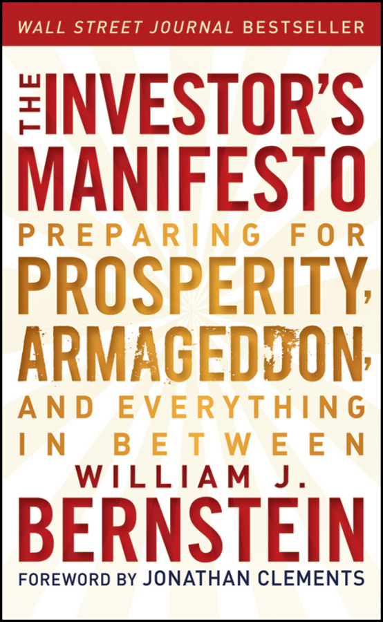 где купить Jonathan  Clements The Investor's Manifesto. Preparing for Prosperity, Armageddon, and Everything in Between по лучшей цене