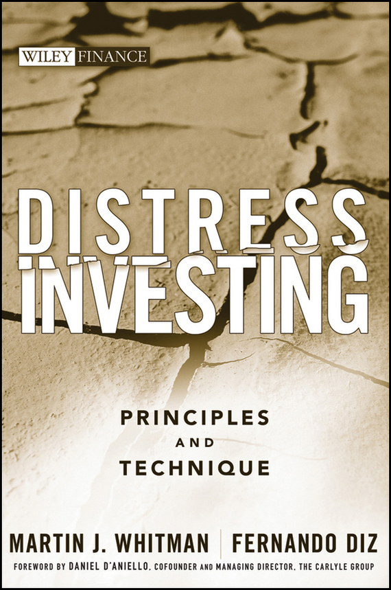 Fernando  Diz Distress Investing. Principles and Technique damsel in distress