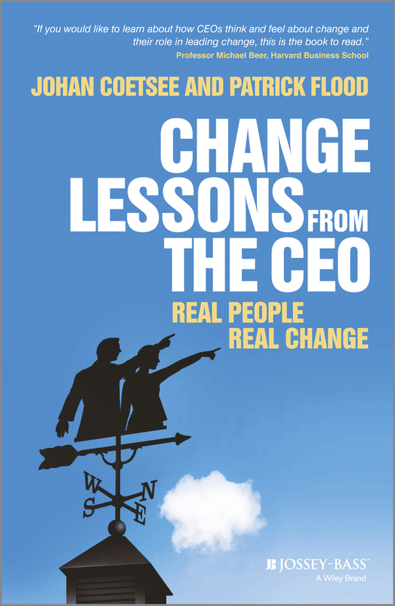 Фото - Johan Coetsee Change Lessons from the CEO. Real People, Real Change cmi prusik minding pulley