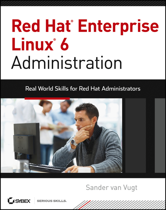 Sander Vugt van Red Hat Enterprise Linux 6 Administration. Real World Skills for Red Hat Administrators stylish double bow lace up and chain embellished striped straw hat for women