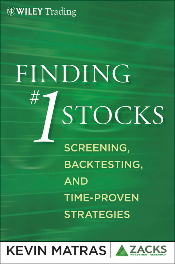 Kevin Matras Finding #1 Stocks. Screening, Backtesting and Time-Proven Strategies free shipping 5pcs in stock m5241l