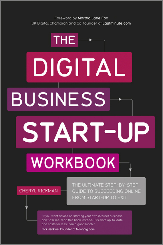 Cheryl  Rickman The Digital Business Start-Up Workbook. The Ultimate Step-by-Step Guide to Succeeding Online from Start-up to Exit stewart a kodansha s hiragana workbook a step by step approach to basic japanese writing
