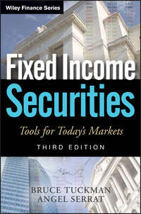 Bruce  Tuckman - Fixed Income Securities. Tools for Today's Markets