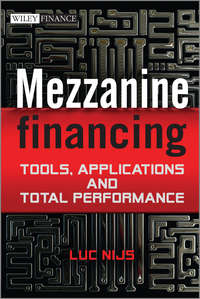 Luc  Nijs - Mezzanine Financing. Tools, Applications and Total Performance