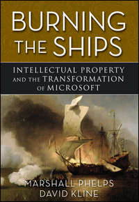 Marshall  Phelps - Burning the Ships. Transforming Your Company's Culture Through Intellectual Property Strategy