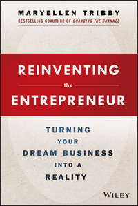 MaryEllen  Tribby - Reinventing the Entrepreneur. Turning Your Dream Business into a Reality