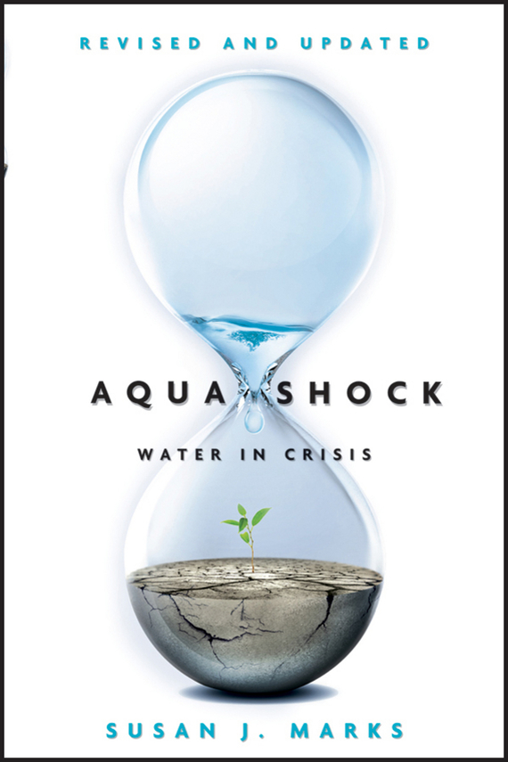 Susan Marks J. Aqua Shock, Revised and Updated. Water in Crisis pair of trendy water drop hollow out earrings for women