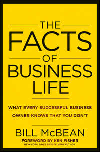 - The Facts of Business Life. What Every Successful Business Owner Knows that You Don't