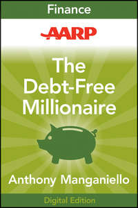 Anthony  Manganiello - AARP The Debt-Free Millionaire. Winning Strategies to Creating Great Credit and Retiring Rich