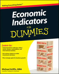 Michael  Griffis - Economic Indicators For Dummies
