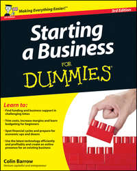 Colin  Barrow - Starting a Business For Dummies