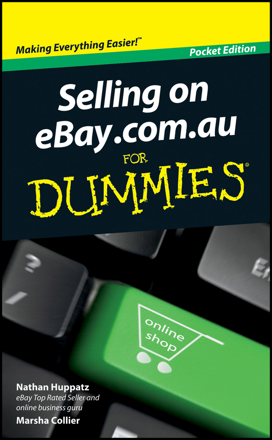 Marsha  Collier Selling On eBay.com.au For Dummies marsha collier making money on ebay for dummies