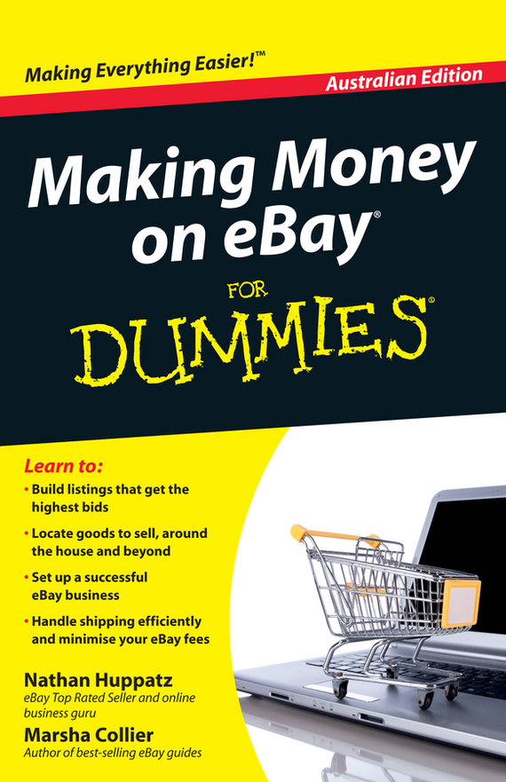 Marsha  Collier Making Money on eBay For Dummies marsha collier making money on ebay for dummies