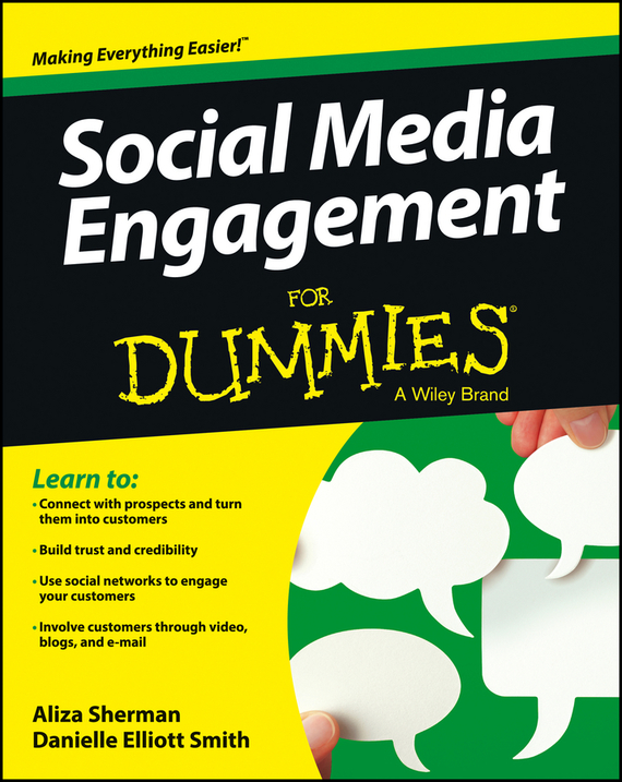 Aliza  Sherman Social Media Engagement For Dummies