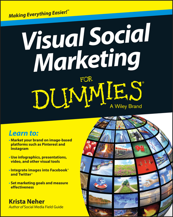Krista Neher Visual Social Marketing For Dummies visual communication spotlights for exhibition and trade fairs 40cm long arm and 30cm extra height